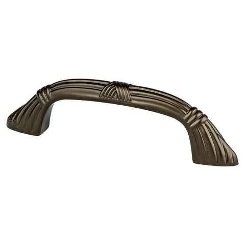 Toccata 3 inch CC Oil Rubbed Bronze Pull