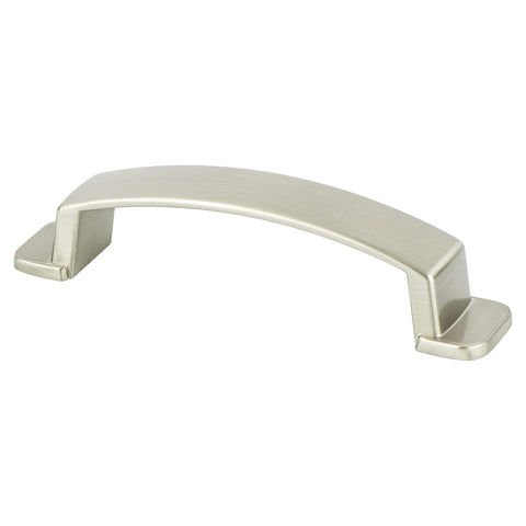 Oasis 96mm CC Brushed Nickel Pull