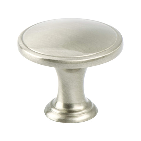 Oasis Brushed Nickel Knob