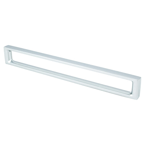 Dual 192mm CC Polished Chrome Pull - Extreme Finish and ISO 14001 Standard Product