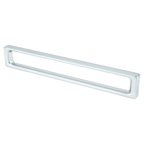 Dual 160mm CC Dull Chrome Pull - Extreme Finish and ISO 14001 Standard Product