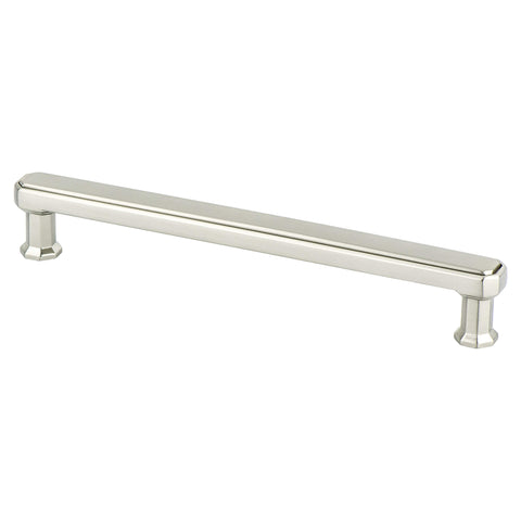 Harmony 160mm CC Brushed Nickel Pull