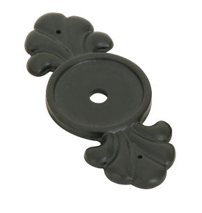 Tuscany Bronze Back Plate for Knob