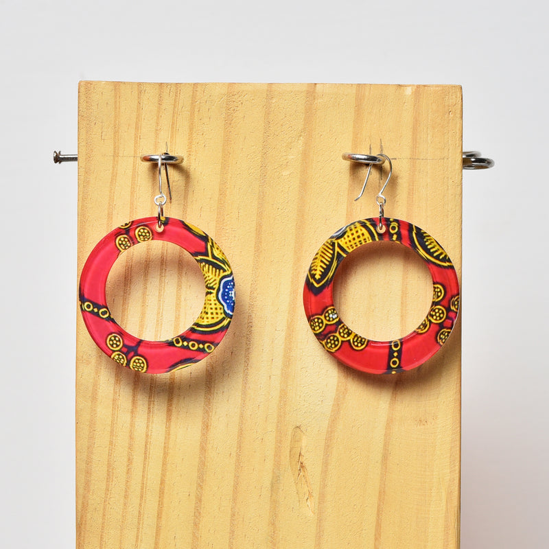 Boucles d'oreilles Made in togo - GRAND MARCHÉ