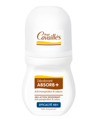 Deodorant Absorb + Roll On Roge Cavailles - GRAND MARCHÉ
