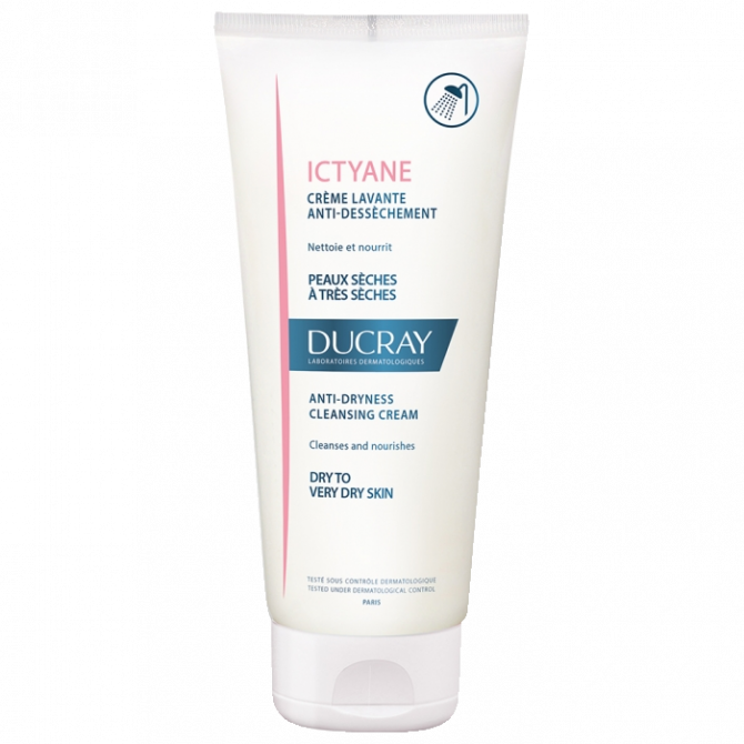 Ducray Ictyane Crème T/200ML - GRAND MARCHÉ