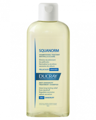Ducray Squanorm Shampoing 200ML - GRAND MARCHÉ