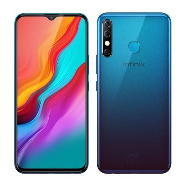 Infinix Hot 8 - GRAND MARCHÉ