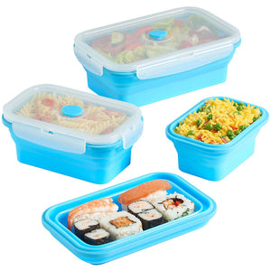 UseMe LIFE Silicone Food Storage Container Set