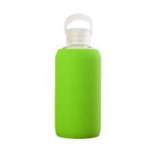 Load image into Gallery viewer, 420ml Glass Water Bottle