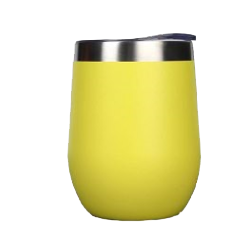 yellow wine tumbler