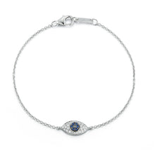 Load image into Gallery viewer, X-Small Evil Eye Bracelet