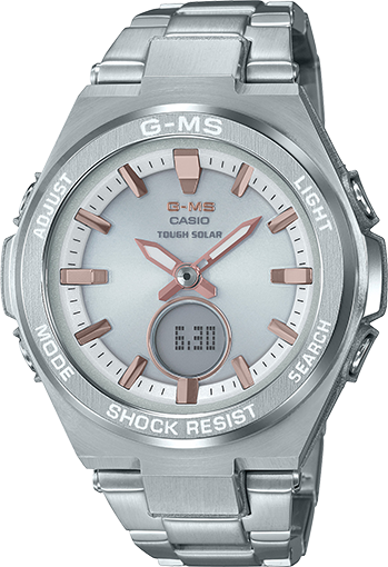 G-Shock Metal Bezel