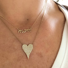 "Load image into Gallery viewer, ""Mom"" Necklace"