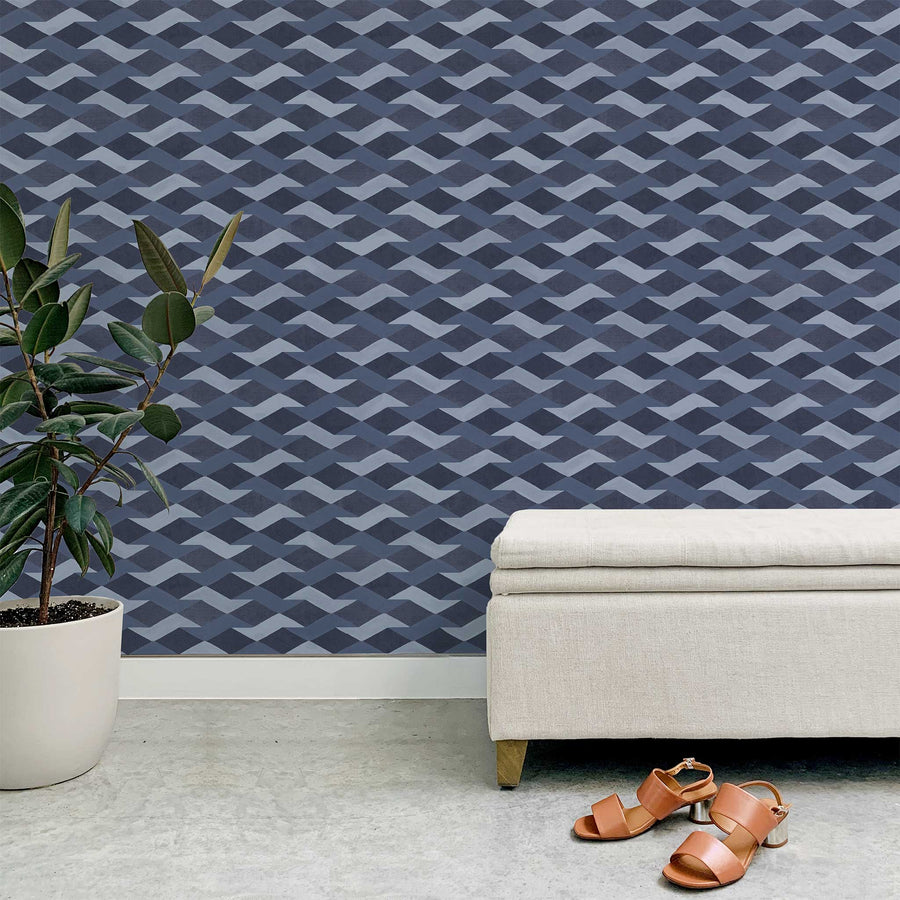 Habita - Lapis wallpaper pattern