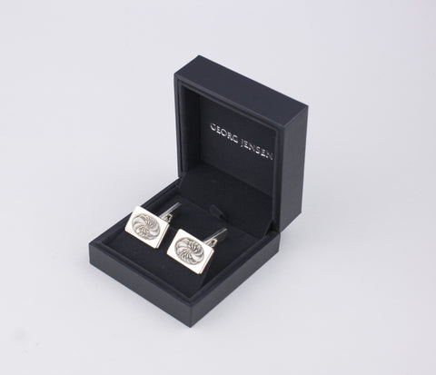 Georg Jensen sterling silver cufflinks