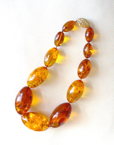 Amber Necklace (price on application)