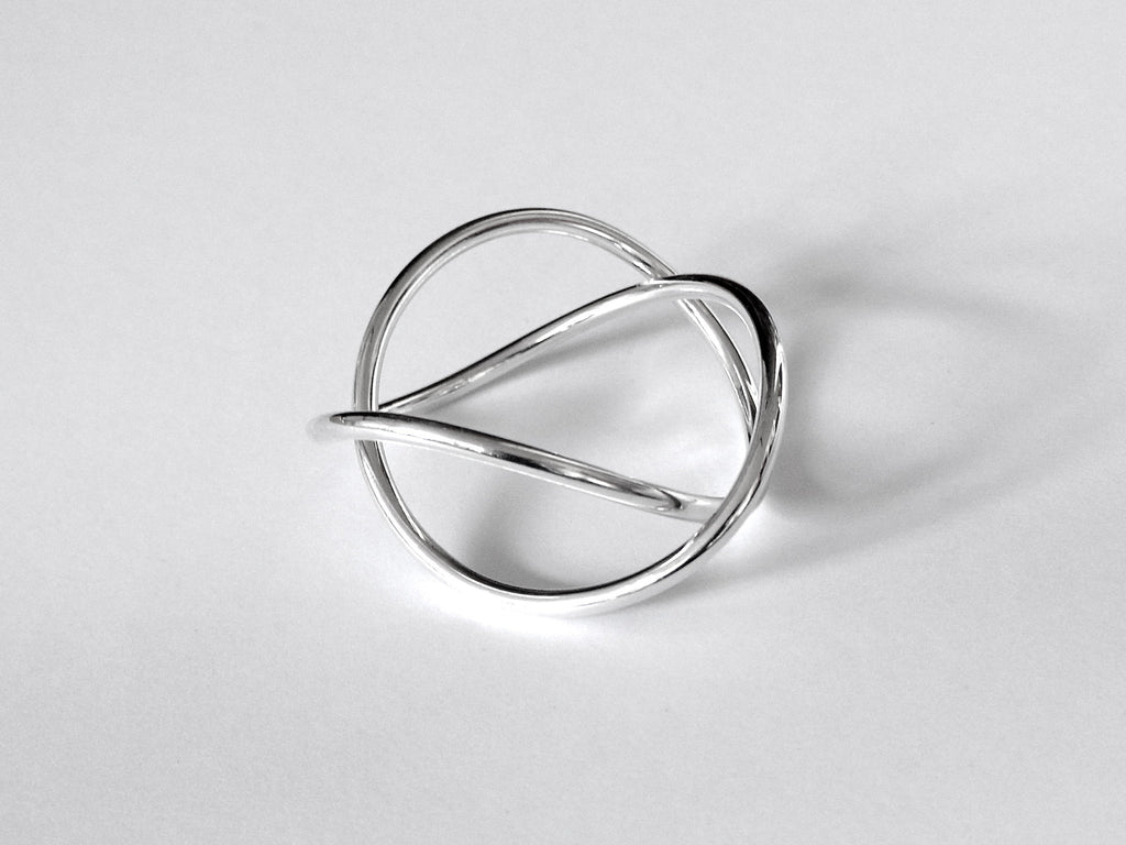 Georg Jensen Silver Bangle