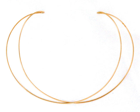 Georg Jensen Gold Necklace