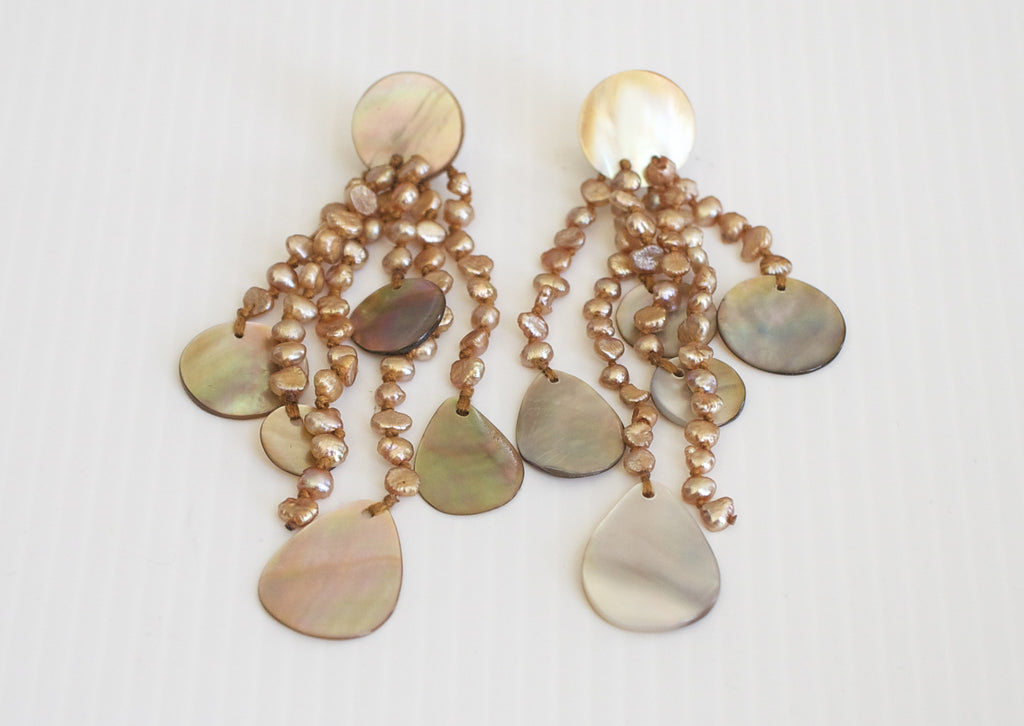 Monies Earrings  SALE COLLECTION