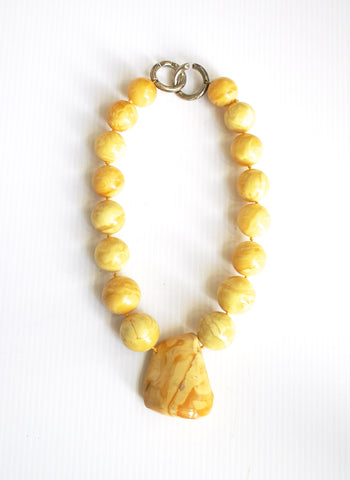 Amber Necklace Reserved