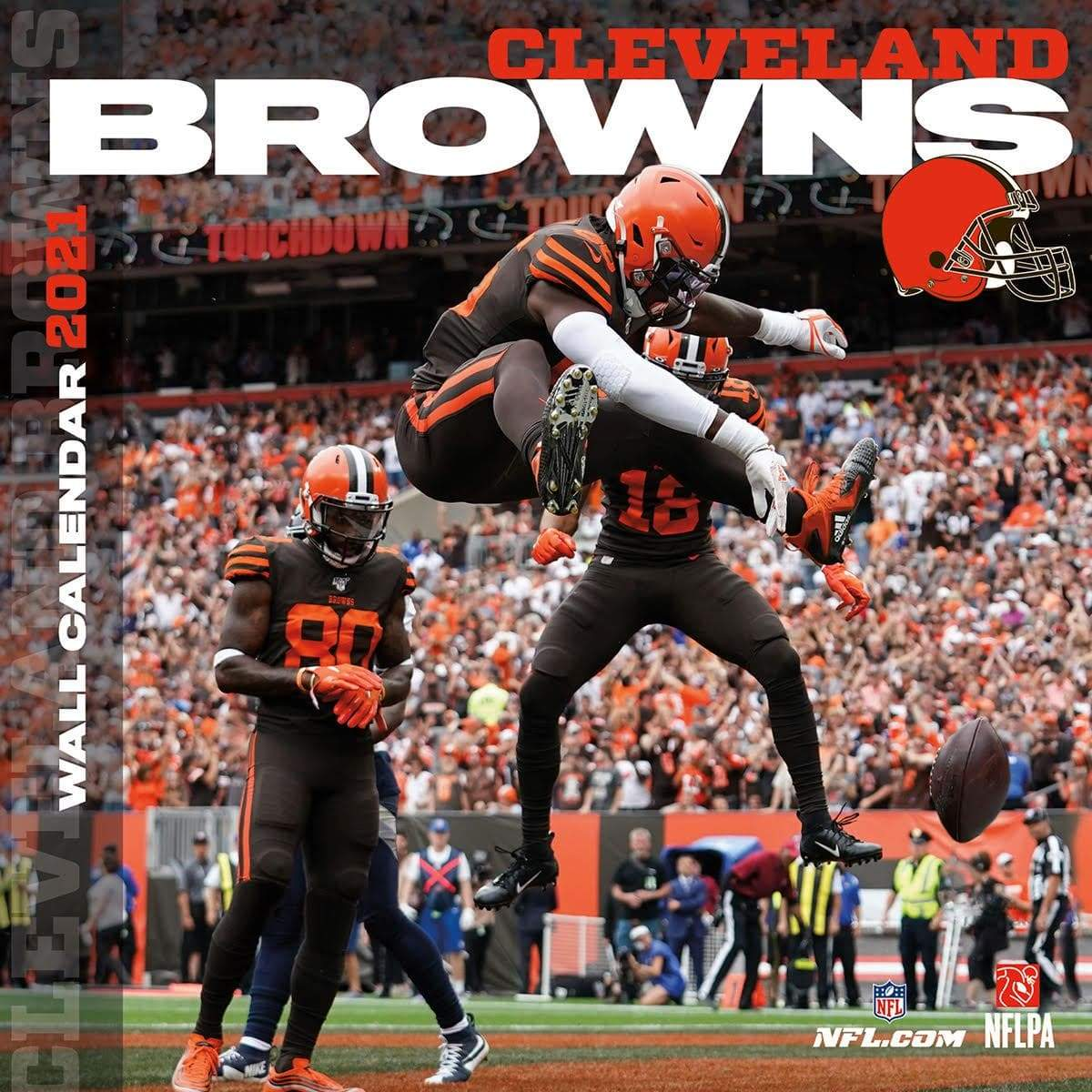 2021 Cleveland Browns 12