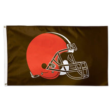 Load image into Gallery viewer, 3' x 5' Cleveland Browns Flag - Conrads College Gifts
