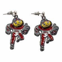 Load image into Gallery viewer, Brutus Rhinestone Dangle Earrings