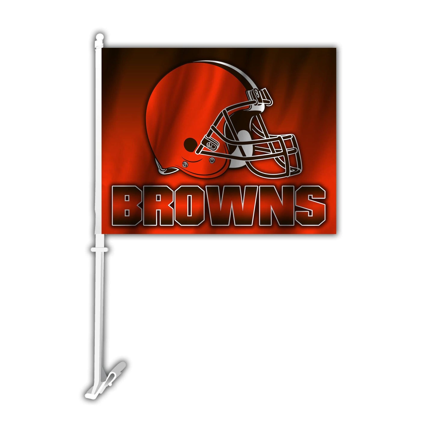 Cleveland Browns Car Flag - Conrads College Gifts