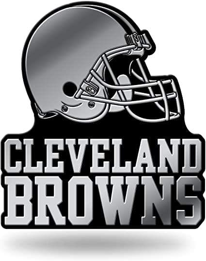 Cleveland Browns Chrome Emblem - Conrads College Gifts