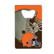 Load image into Gallery viewer, Cleveland Browns Credit Card Style Bottle Opener - Conrads College Gifts