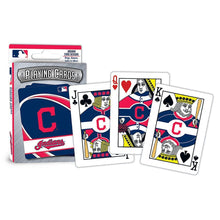 Load image into Gallery viewer, Cleveland Indians Playing Cards - Conrads College Gifts