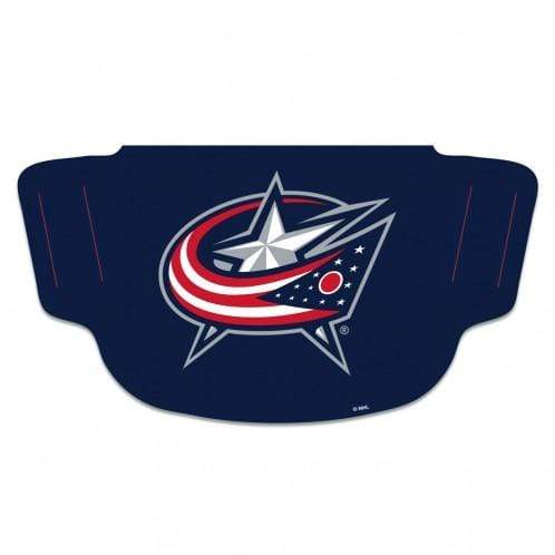 Columbus Blue Jackets Face Mask - Conrads College Gifts