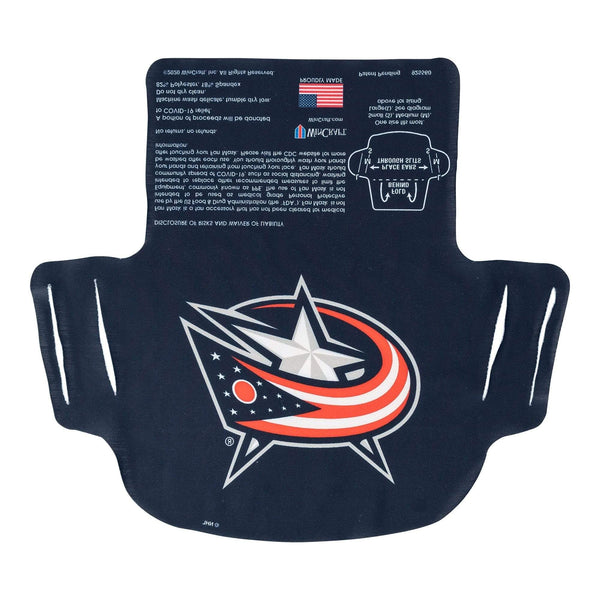 Columbus Blue Jackets Fan Mask