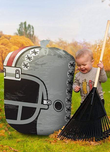 Ohio State Helmet Leaf Bag