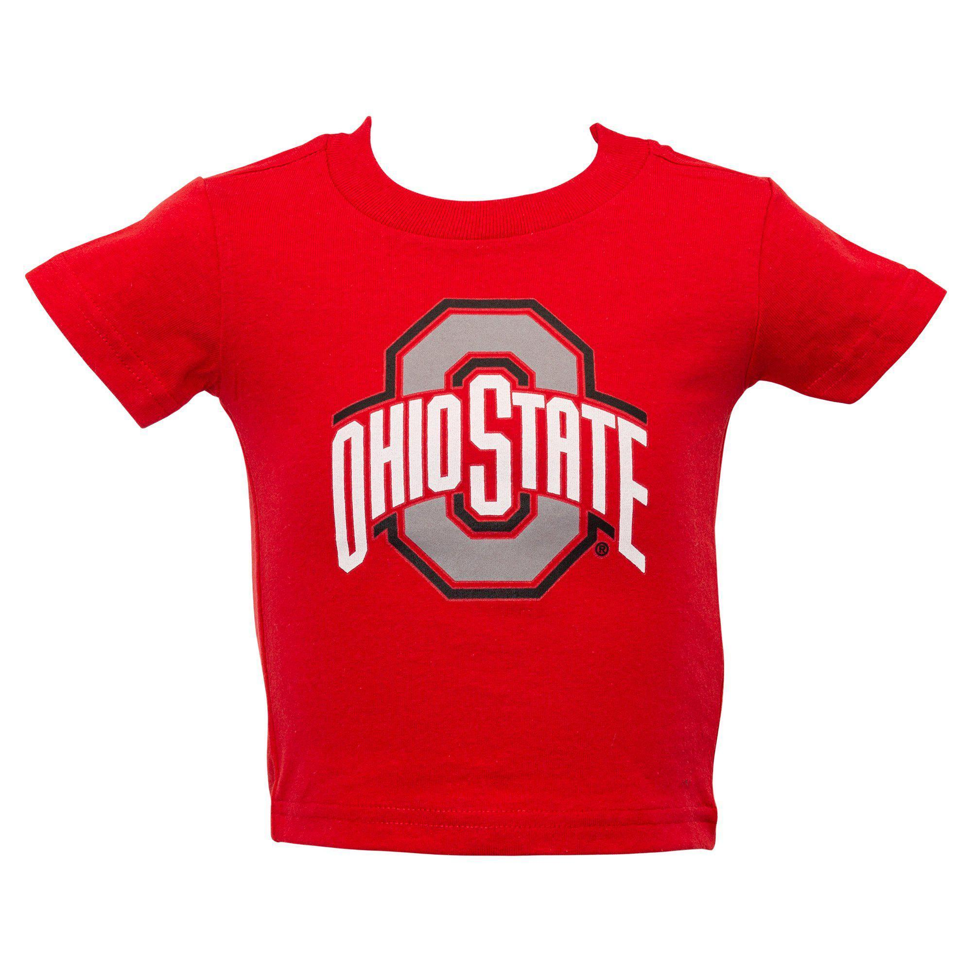 Ohio State Infant and Toddler Athletic O T-Shirt - Conrads College Gifts