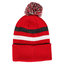 Load image into Gallery viewer, Ohio State Kid's Knit Pom Hat