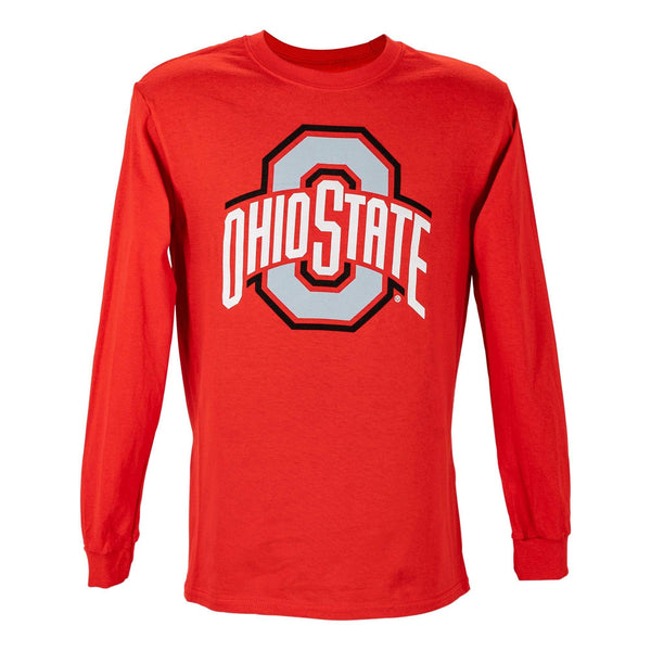 Ohio State Large Athletic O Long Sleeve T-Shirt