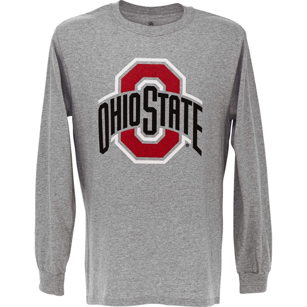 Ohio State Large Athletic O Long Sleeve T-Shirt - Conrads College Gifts