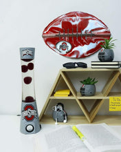 Load image into Gallery viewer, Ohio State Lava Lamp and Bluetooth Speaker - Conrads College Gifts