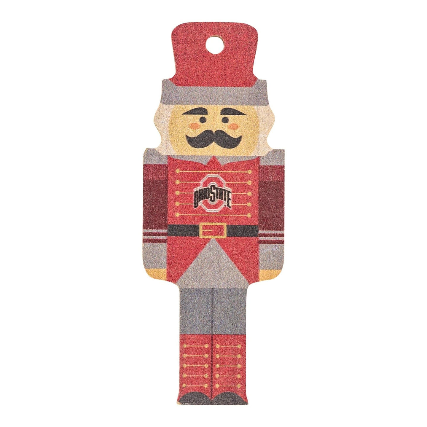 Ohio State Nutcracker Ornament