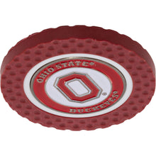 Load image into Gallery viewer, Ohio State Red and White Golf Chip Marker - Conrads College Gifts
