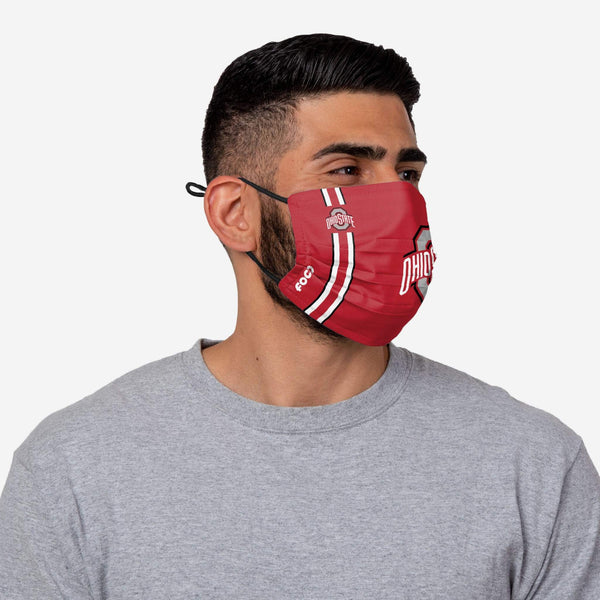 Ohio State Sideline Official Face Mask
