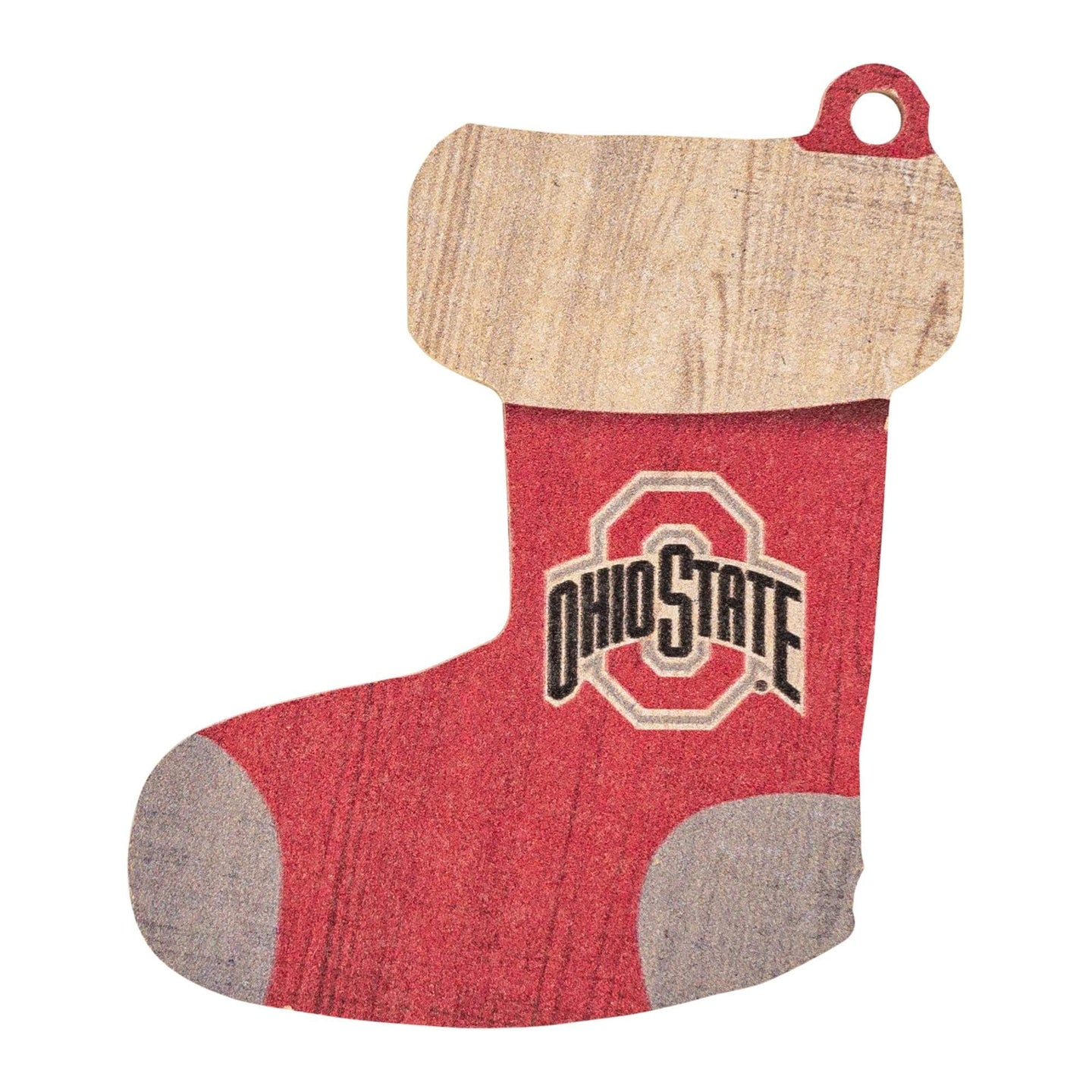 Ohio State Stocking Ornament