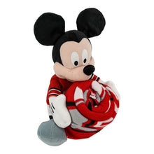 Load image into Gallery viewer, Ohio State Mickey Mouse Doll and Blanket Set - Conrads College Gifts
