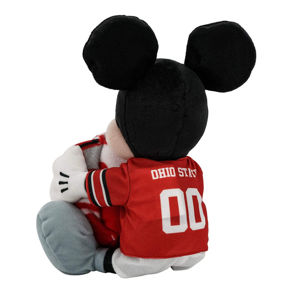 Ohio State Mickey Mouse Doll and Blanket Set - Conrads College Gifts