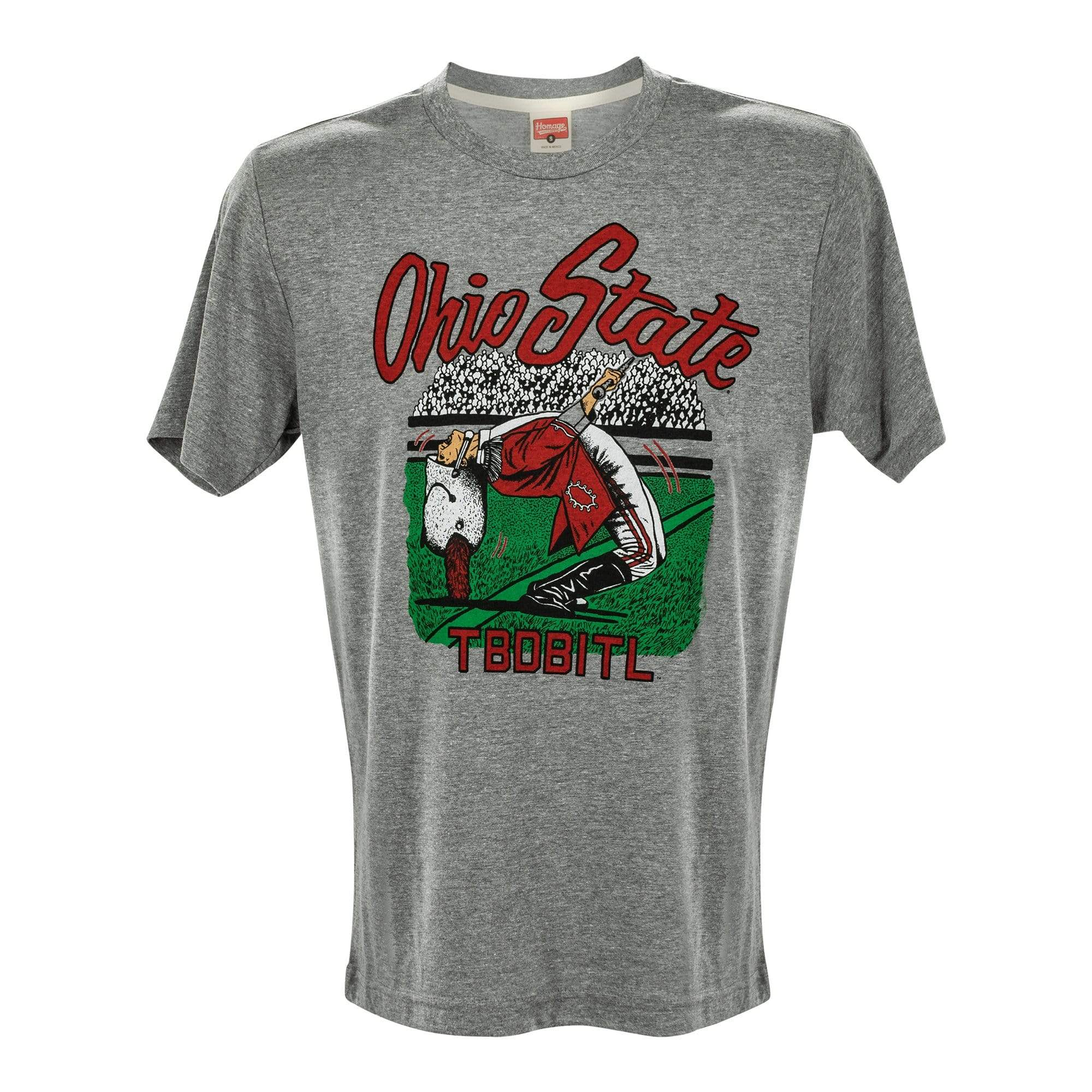 Ohio State TBDBITL Back Bend T-Shirt