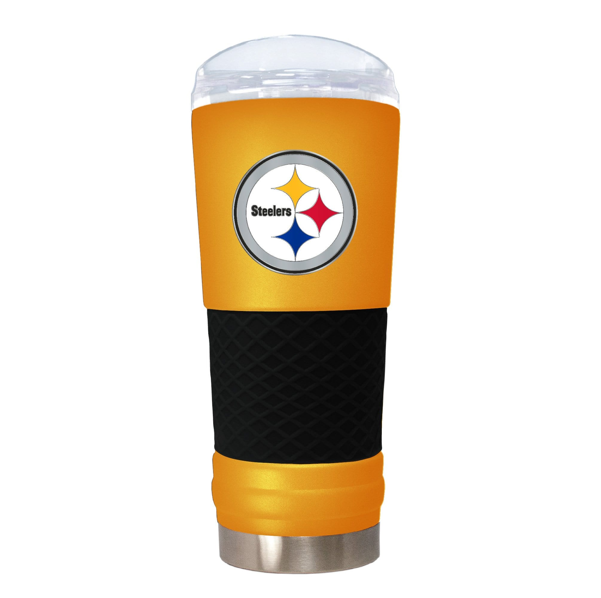 Pittsburgh Steelers 24 oz Vacuum Insulated Tumbler-Conrads College Gifts