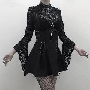 Lilith Body Suit & Skirt - veronalifestyle.com