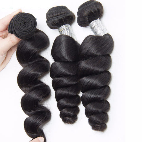 Brazilian Loose Wave Extensions